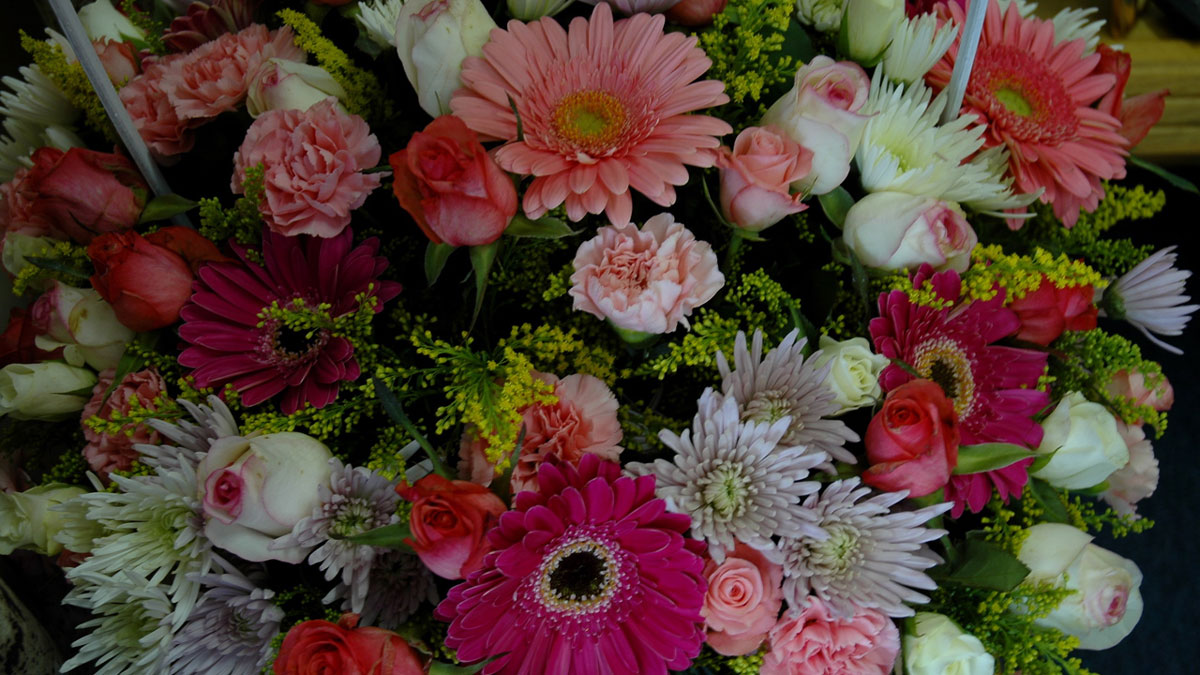 Funeral Flowers assorted